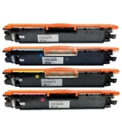 【四色一組】Hsp 126A CE310A CE311A CE312A CE313A 相容碳粉匣 適用CP1025nw / M175a / M175nw