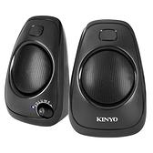 KINYO USB供電多媒體音箱 (US-207)