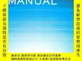 二手書博民逛書店Coaching罕見Manual: The Definitive Guide To The Process Pri