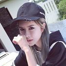棒球帽/鴨舌帽 金屬環 嘻哈 萌 遮陽帽 棒球帽【QI8516】 BOBI  09/01