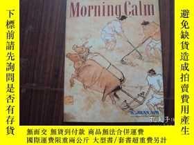二手書博民逛書店英韓文版:Morning罕見Calm 1997Y18310 不祥