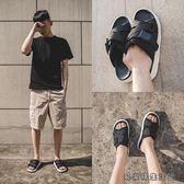 夏季個性室外沙灘涼鞋外穿涼拖 易樂購生活館