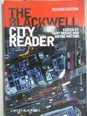 ~書寶 書T9 /社會_XBC ~The Blackwell City Reader_ 外