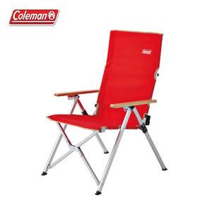 Coleman CM-26744 LAY躺椅/紅