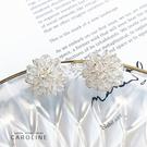 《Caroline》★韓國熱賣造型時尚  絢麗閃亮動人耳環71661