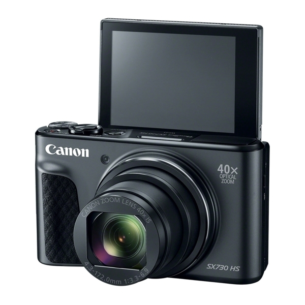 Canon PowerShot SX730HS 40x高倍變焦薄型數位相機 【平行輸入】 WW SX730 HS