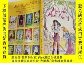 二手書博民逛書店much罕見ado about nothing 無事生非Y200392