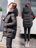 棉襖女新款韓版學生冬季棉服中長款加厚棉衣外套女士棉衣服  潮流衣舍