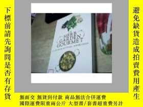 二手書博民逛書店The罕見Herb Garden Gourmet;;13693