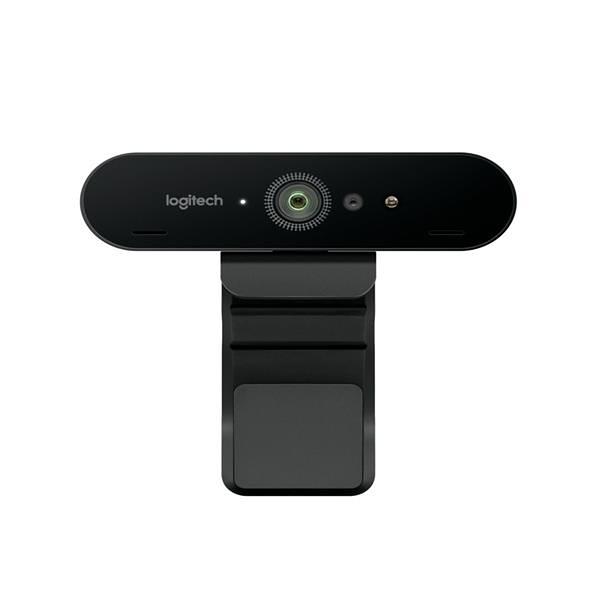 【綠蔭-免運】羅技 BRIO 4K HD 網路攝影機 (960-001105)
