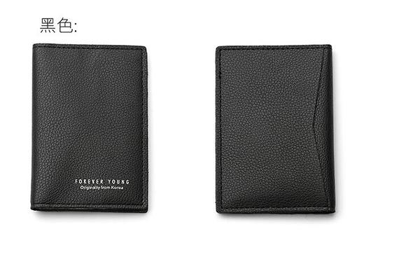 新款卡包男士超薄簡約小卡片包女多卡位大容量小巧證件位卡夾   快速出貨