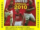 二手書博民逛書店THE罕見OFFICIAL MANCHESTER UNITED