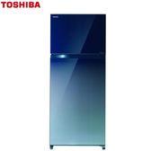TOSHIBA 東芝 510L雙門變頻冰箱 GR-AG55TDZ