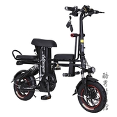 coolpower 鋰電池電動滑板折疊男女小型代步自行迷你型電瓶電動車 酷男精品館