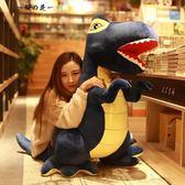 恐龍毛絨玩具布娃娃可愛玩偶 60厘米