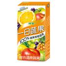 M-波蜜100%蘋果柳橙蔬果汁160ml...