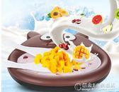 家用炒酸奶機炒冰機小型全自動兒童冰淇淋機迷你免插電炒冰盤 概念3C旗艦店