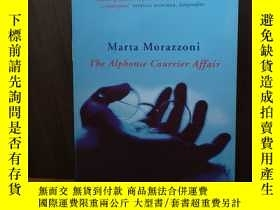 二手書博民逛書店The罕見Alphonse Courrier Affair (P