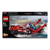 LEGO樂高 科技系列 42089 快艇 積木 玩具