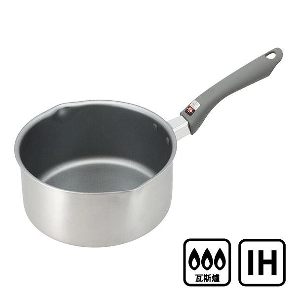 IH 雙層鋼牛奶鍋 18cm NITORI宜得利家居