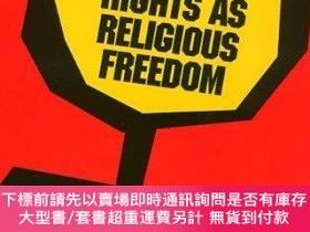 二手書博民逛書店Abortion罕見Rights As Religious FreedomY255174 Peter Wenz