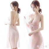 性感情趣內衣女仆裝制服誘惑激情絲襪睡裙三點式睡衣套裝女 FX327 【毛菇小象】