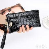 手拿包 時尚新款手拿包女士手機零錢包休閒女式小包包手拎女包 QQ6780『東京衣社』