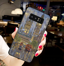 三星 Samsung Galaxy Note 8 N950 N950fd 手機殼 軟殼 保護套 倫敦風情