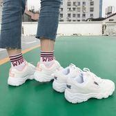 運動鞋女韓版ulzzang原宿風bf百搭ins超火的鞋子學生zipper小白鞋