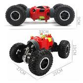 超大號遙控汽車扭變越野四驅攀爬車雙面特技變形充電兒童男孩玩具WY【快速出貨】