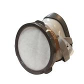 防護面罩1201塵毒面具防毒防塵漆霧有機氣體防護化工