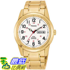 [美國直購 ShopUSA]Pulsar Dress PJ6046 Mens Watch$3606