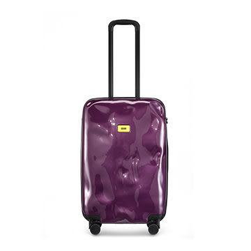 Crash Baggage Medium Trolley with 4 Wheels, Bright 金屬亮彩系列 衝擊 行李箱 中尺寸 25 吋