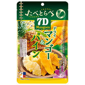 菲律賓 7D 芒果鳳梨乾(70g)【小三美日】