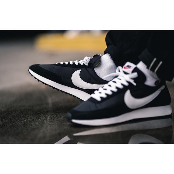 ISNEAKERS Nike Air Tailwind 79 黑 白 男女鞋 小Sacai 基本款 487754-012