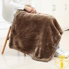 加厚小毛毯珊瑚絨毯秋冬季午睡毯蓋毯空調毯【雲木雜貨】