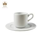 RAK Porcelain 可疊式濃縮咖啡杯盤組 200ml 馬克杯 咖啡杯