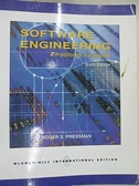 【書寶二手書T5/大學資訊_I1C】Software Engineering 6/e_Roger S. Pressman_軟體工程