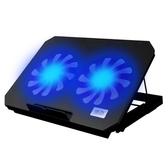 14寸15.6寸聯想華碩戴爾電腦散熱底座 支架 散熱板靜音水風冷通用