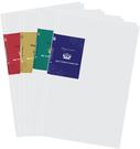 檔案家   OM-V020D09A  皇家20入資料簿(金棗紅)-12本入 / 打