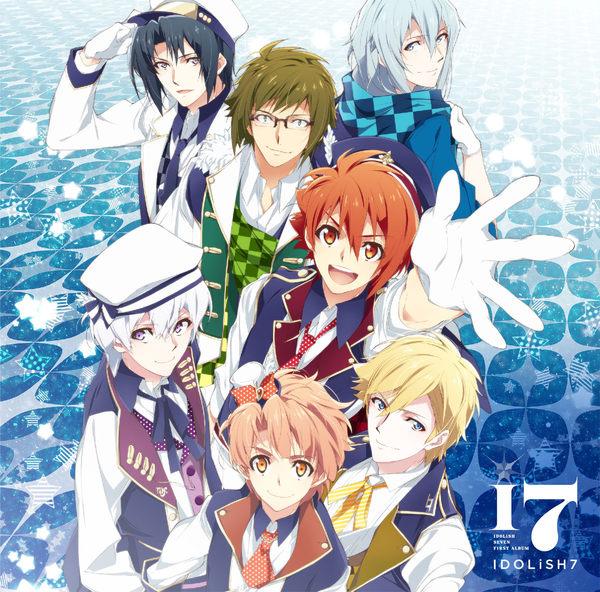 IDOLiSH7 1st專輯「i7」普通盤