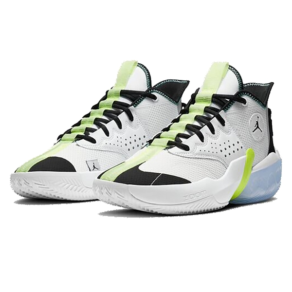 NIKE JORDAN REACT ELEVATION PF 白黃 男 喬丹 包覆 緩震 氣墊 運動 籃球鞋 CK6617103