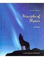 二手書博民逛書店《Principles of Physics (Saunders