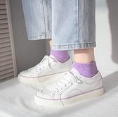 小白鞋 帆布小白板鞋女鞋春季2021年新款爆款ins潮鞋學生百搭休閒【快速出貨八折鉅惠】