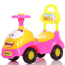 黃人溜溜車兒童滑板四輪滑行學步扭扭車幼寶寶車玩具助步車可坐13【一周年店慶限時85折】