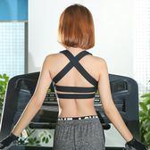 鏤空高強度防震運動瑜伽美背聚攏bra