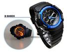 G-SHOCK CASIO卡西歐 AW-591-2A 耐衝擊*手錶-精密造型錶盤/世界時間/鬧鈴功能 AW-591-2ADR