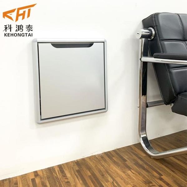 玄關椅 超薄隱形掛牆式換鞋凳壁掛式摺疊壁凳玄關凳門口穿鞋凳輕奢換鞋凳 至簡元素