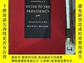 二手書博民逛書店GUIDE罕見TO THE PRESIDENCY總統職位指南Y180897