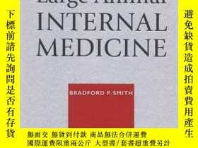 二手書博民逛書店Large罕見Animal Internal MedicineY364682 Smith, Bradford